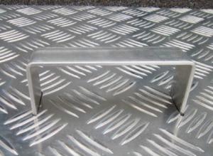 poignée capot aluminium Alistep